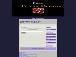 Texas Bonus Casino