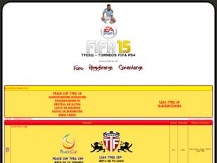 TFES® - TORNEOS FIFA PS4