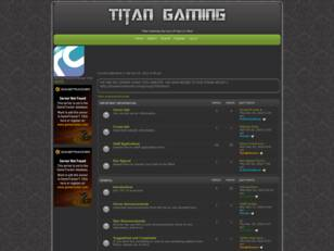 Titan Gaming Servers
