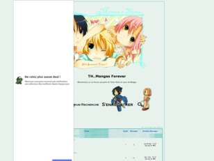 creer un forum : TH..Mangas Forever