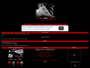 Tha Real Poker Forum - Chat, Freerolls, Stakes..