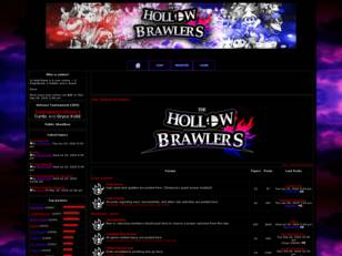 The Hollow Brawlers