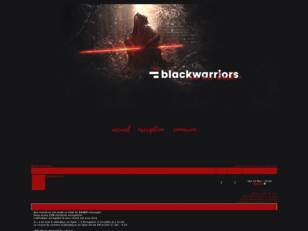 Black Warriors | Battlefront the original