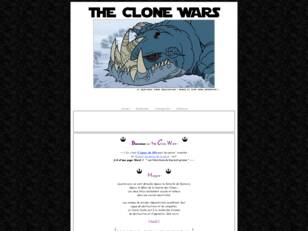 { The Clone Wars .....