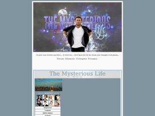 The Mysterious Life