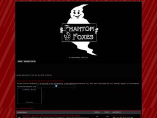 The Phantom Foxes