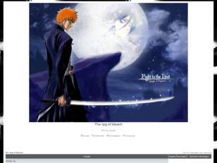 creer un forum : The rpg of bleach