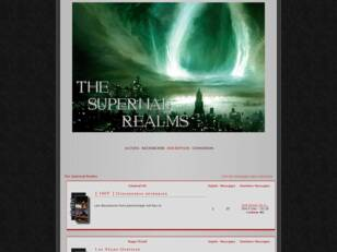 The Supernal Realms