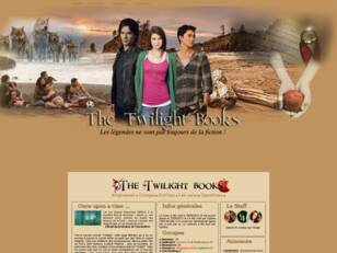 The Twilight Books