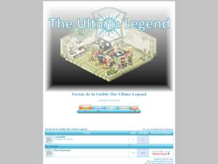 Forum de la Guilde The Ultime Legend