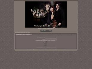 The Vampire Diaries Fan Forum