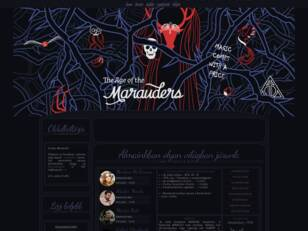 The Age Of The Marauders