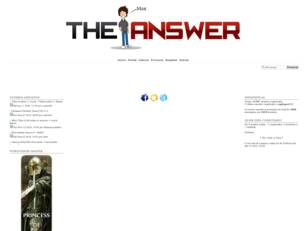 The Answer Forum ©
