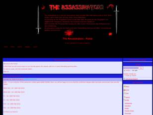 The Assassinators - Home