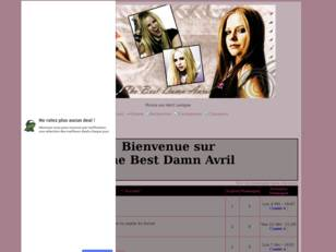 The Best Damn Avril