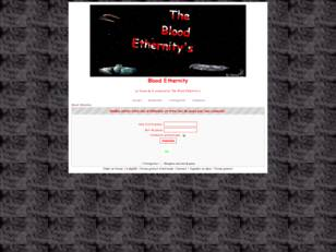 Blood Ethernity