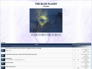 The Blue Planet_fractales