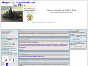Free forum : Hogwarts, Hogsmeade and the Alleys