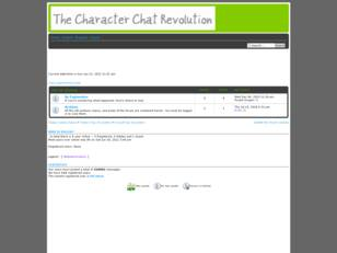 The Character Chat Revolution