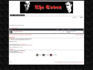 Free forum : The Coven
