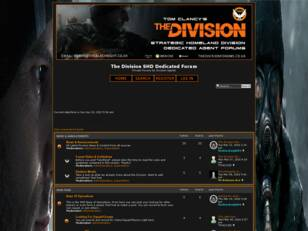 Tom Clancy's The Division Forums