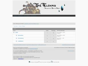 The Elders - Runes of Magic