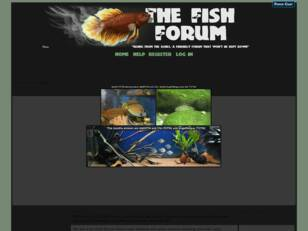 The Fish Forum - The Friendly Fish Forum