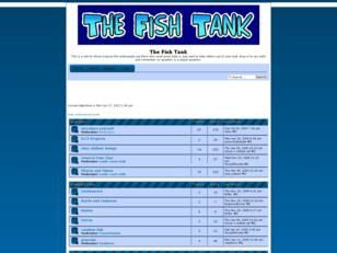 Free forum : The Fish Tank