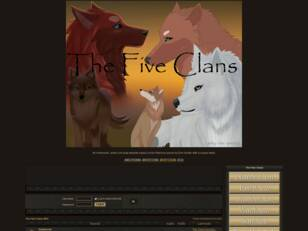 Free forum : The Four Clans RPG
