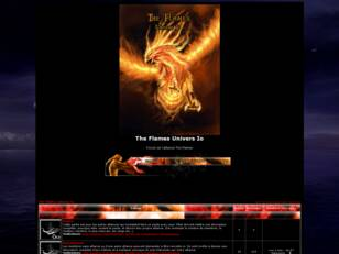 The Flames Univers Io