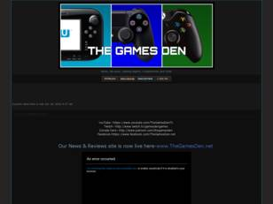 The Games Den