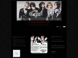 ¡THE GAZETTE FANS CHILE!