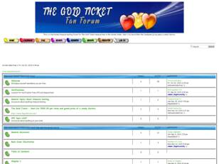 The Gold Ticket Treasure hunt forum