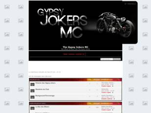 The Gypsy Jokers MC