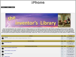 Free forum : TheInventorsMentors