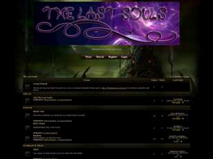 Free forum : The Last Souls