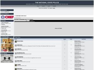 THE NATIONAL STATE POLICE & HIGHWAY PATROL WEBSITE