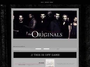The Originals RPG