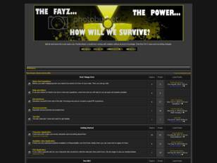 Free forum : The Power (Gone Series RP)