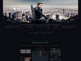 Marvel, The Price Of Power