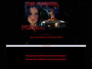 .P. Forum de l'alliance The Punisher