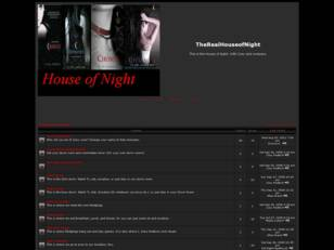 Free forum : TheRealHouseofNight