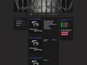 Thermo Gaming