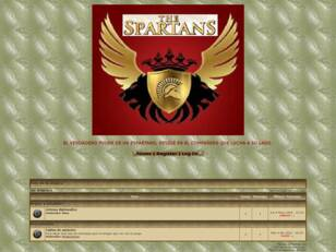 Foro gratis : THE SPARTANS