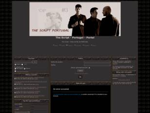 Forum gratis : The Script - Portugal