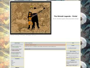 Free forum : The Shinobi Legends