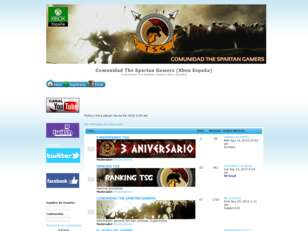 COMUNIDAD THE SPARTAN GAMERS TSG (XBOX ES)