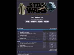 Free forum : Star Wars Forum