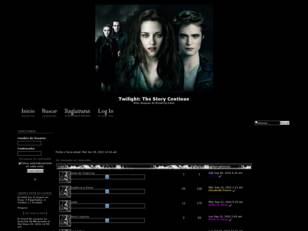 Foro gratis : Twilight: The Story Continue