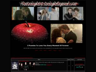The Twilight Saga Roleplaying Site